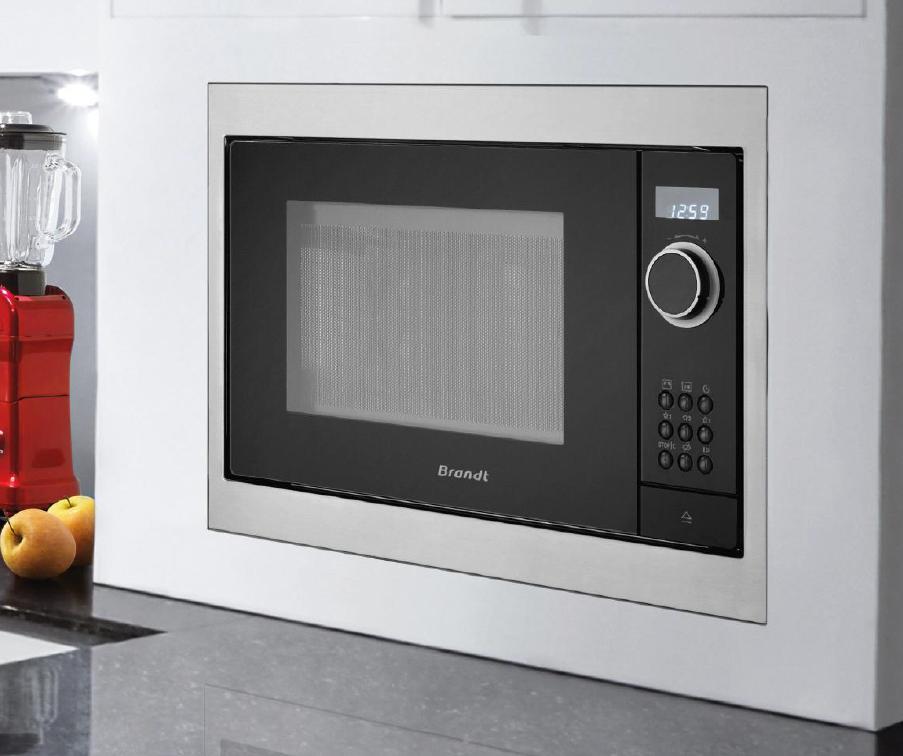 built-microwave