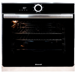 Brandt BXC6537XS Catalytic oven